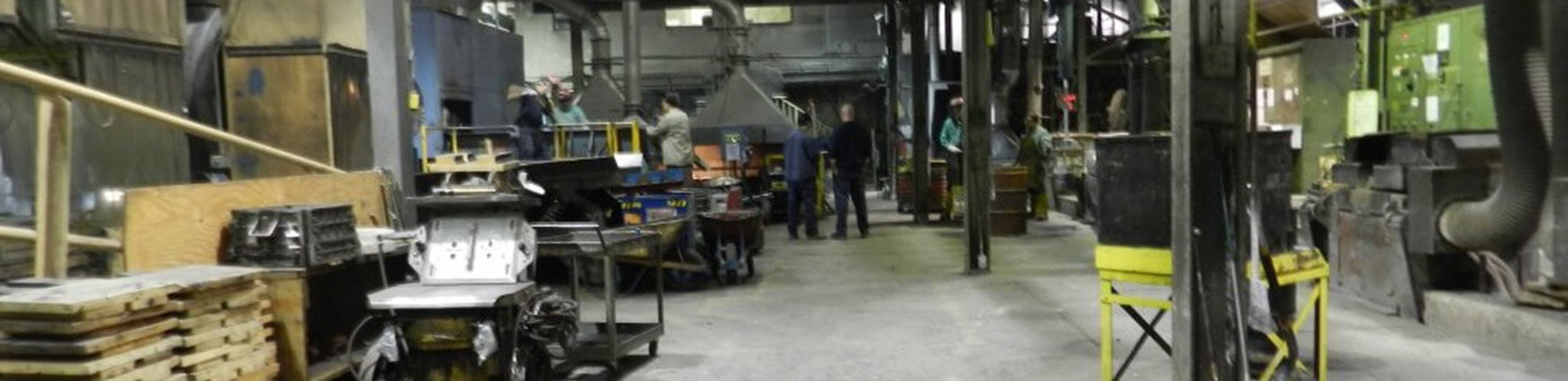 Lancaster, Pa Foundry and Employees