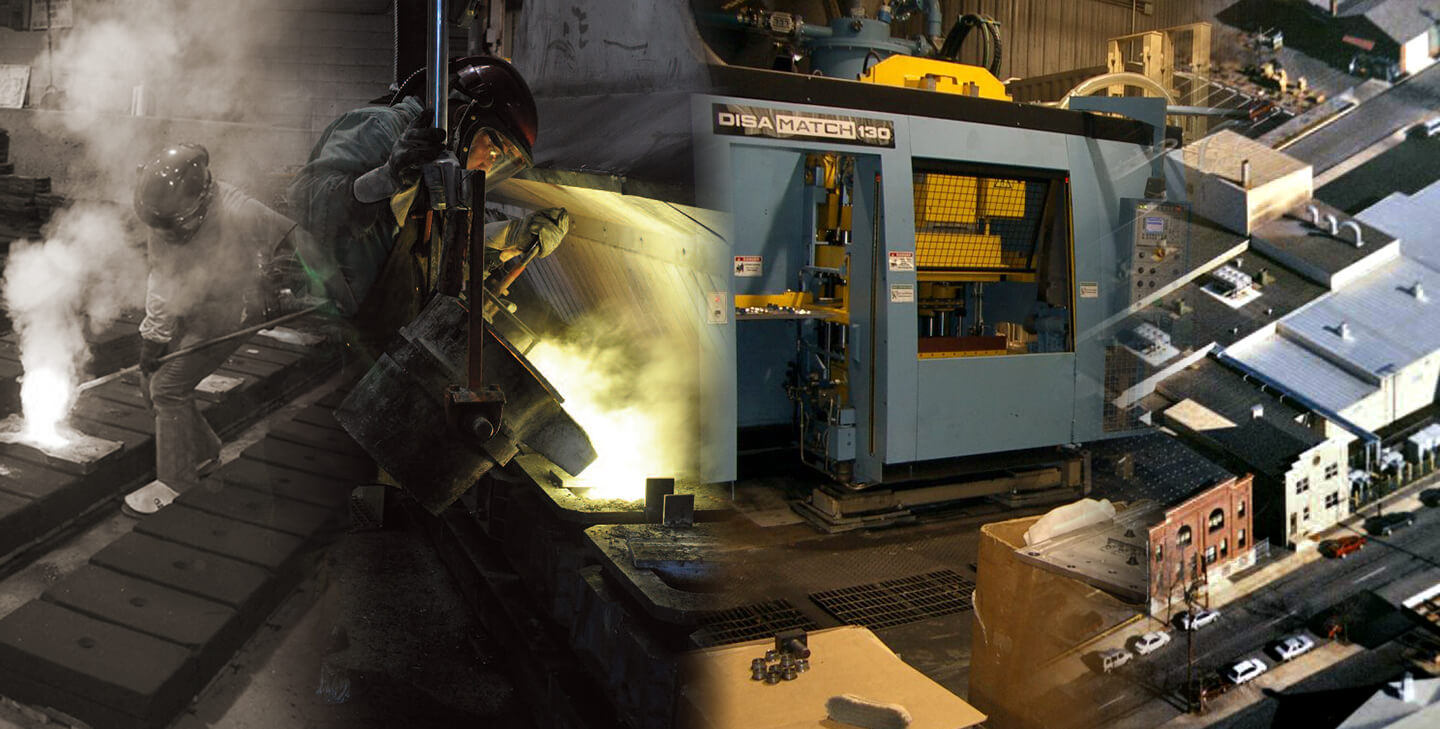 Metal Foundry located in Lancaster, PA